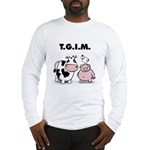 Meatless Monday Long Sleeve T-Shirt