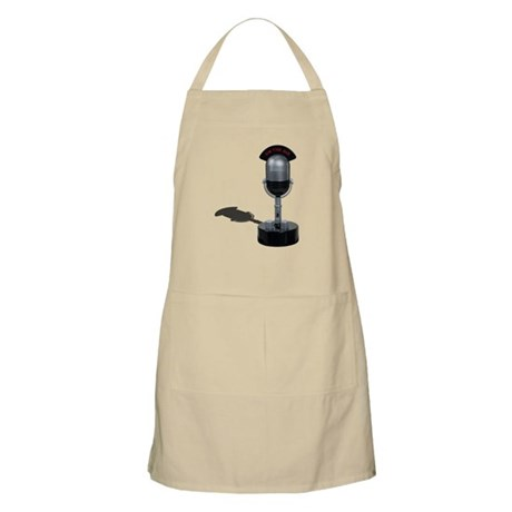 On the Air Pill Microphone Apron