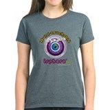T-Shirt Women's w/ iSphere app icon+slogan