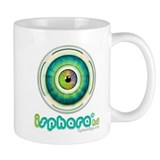 Mug w/ iSphere app alternative icon + logo