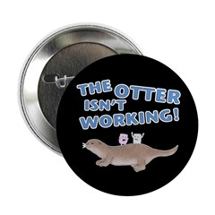 "Otter 2.25"" Button"