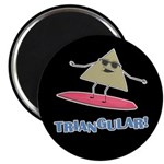 Triangular Magnet