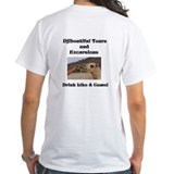 Djiboutiful Tours Driking Camel -Shirt