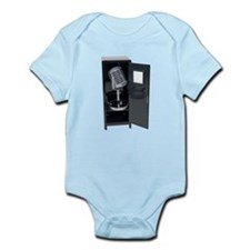 Sports Announcements Infant Bodysuit