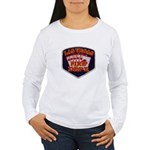 Las Vegas Fire Department Women's Long Sleeve T-Sh
