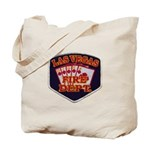 Las Vegas Fire Department Tote Bag