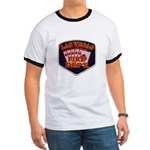Las Vegas Fire Department Ringer T