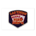 Las Vegas Fire Department Postcards (Package of 8)