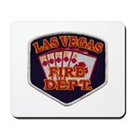Las Vegas Fire Department Mousepad