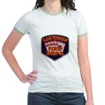 Las Vegas Fire Department Jr. Ringer T-Shirt