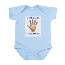 Massage Hand Infant Creeper