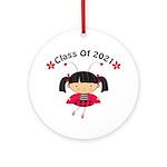 2021 Class Ornament (Round)