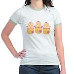 Triplets Jr. Ringer T-Shirt