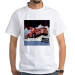 Snow Cruiser White T-Shirt