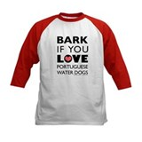 Bark if You Love PWD Tee
