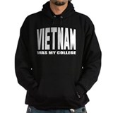 VIETNAM was my college Hoodie