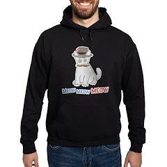 Meow Hoodie (dark)