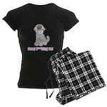Scary Cat Women's Dark Pajamas