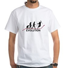 Skiing Evolution Shirt