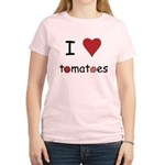 I Love Tomatoes Women's Light T-Shirt