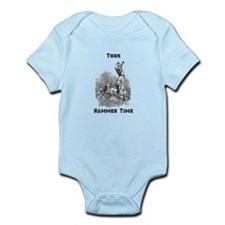 Thor, Hammer Time Infant Bodysuit