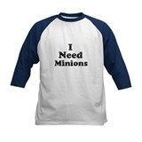 Vintage I Need Minions Tee