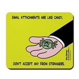 Email Candy - Mousepad