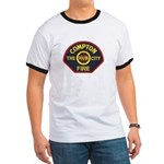 Compton Fire Department Ringer T