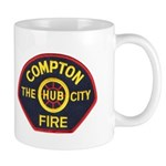 Compton Fire Department Mug