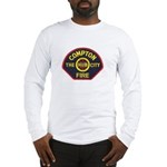 Compton Fire Department Long Sleeve T-Shirt