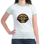 Compton Fire Department Jr. Ringer T-Shirt