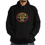 Compton Fire Department Hoodie (dark)