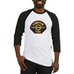 Compton Fire Department Baseball Jersey