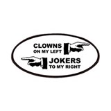 Clowns & Jokers Patches