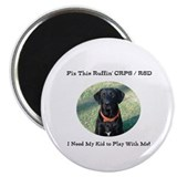 Fix This Ruffin' CRPS RSD Customizable Magnet