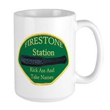 Firestone Station KAATN Mug
