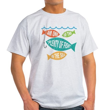 plenty of fish - vintage Light T-Shirt