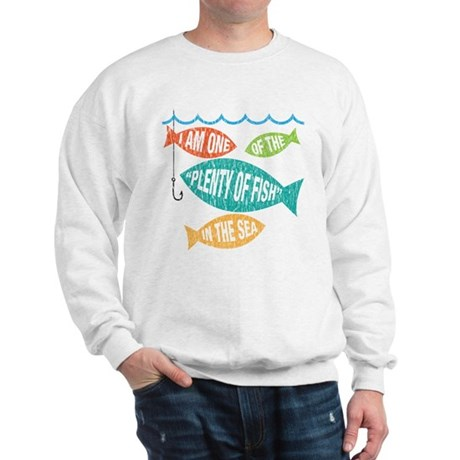 plenty of fish - vintage Sweatshirt