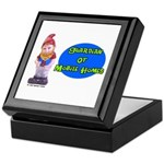 Guardian Of Mobile Homes Keepsake Box