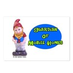 Guardian Of Mobile Homes Postcards (Package of 8)