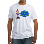 Guardian Of Mobile Homes Fitted T-Shirt