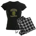 Mean Streets of Compton Women's Dark Pajamas