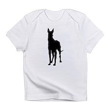 Great Dane Silhouette Infant T-Shirt