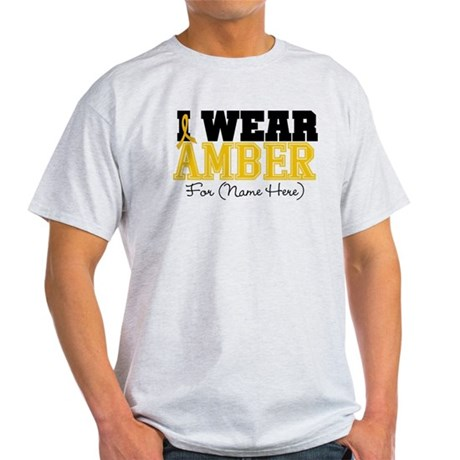 Custom Appendix Cancer Light T-Shirt