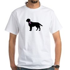 Labrador Retriever Breast Can Shirt