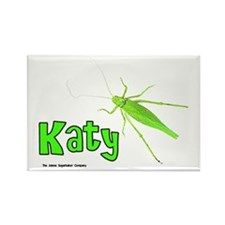 Katy Did? Rectangle Magnet (100 pack)