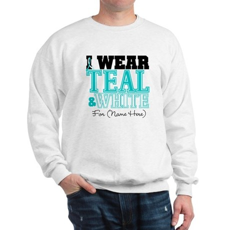 Custom Cervical Cancer Sweatshirt