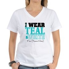 Custom Cervical Cancer Shirt