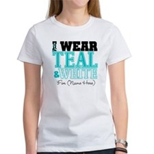 Custom Cervical Cancer Tee
