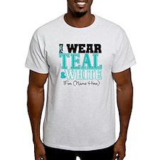 Custom Cervical Cancer T-Shirt